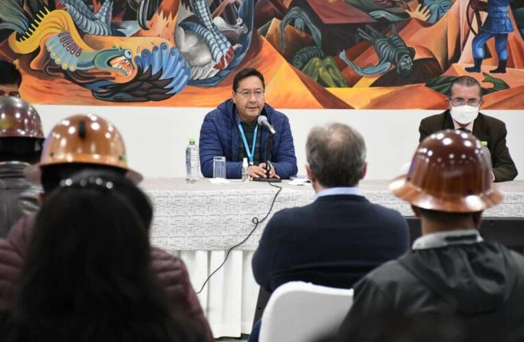 Gobierno de Bolivia y organizaciones sociales aliados contra la Covid-19