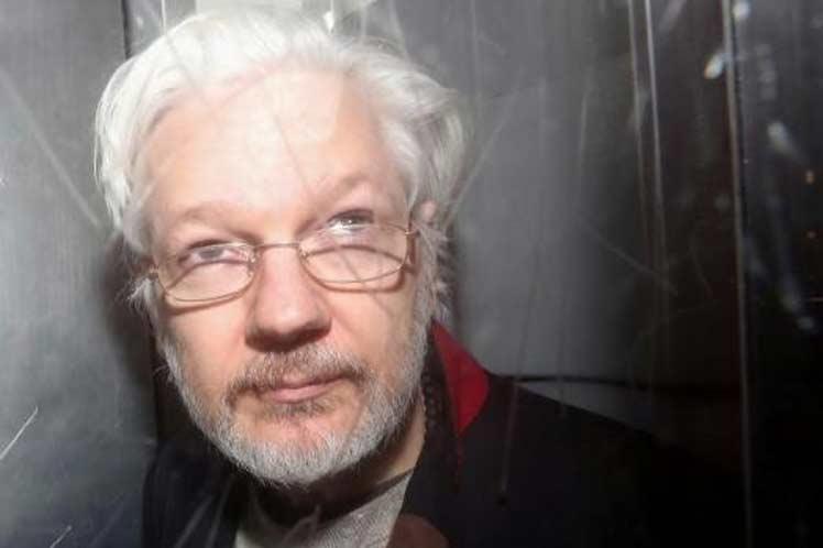 Corte británica decidirá sobre extradición de Assange a Estados Unidos