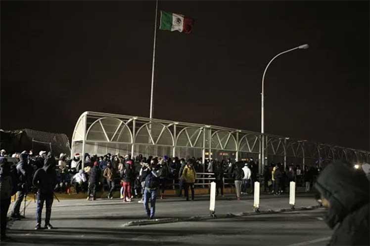 Nuevo intercambio de equipo de Biden con gobierno de México
