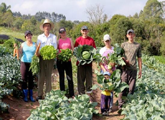 Por una agricultura familiar variada y sana