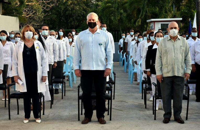 Reconocen en Cuba labor médica de la Clínica Internacional Siboney