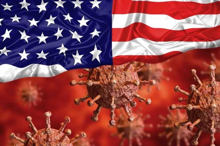 Estados Unidos registra nuevo récord de muertes diarias por la Covid-19.