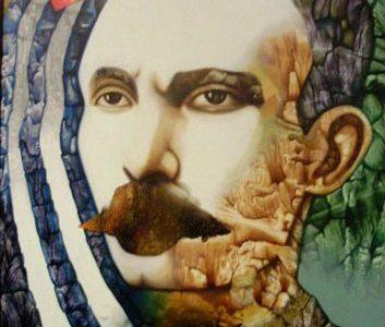 José Martí, National Hero of Cuba.