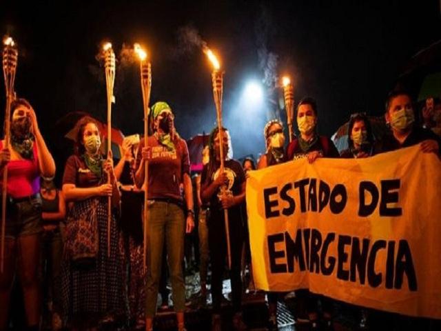 Puerto Rico decreta emergencia por violencia de género.