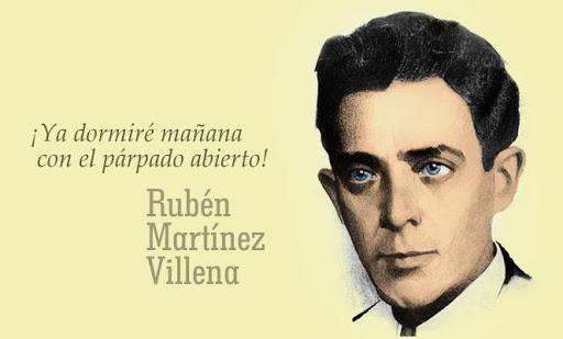 Rubén Martínez Villena, vida corta, legado eterno