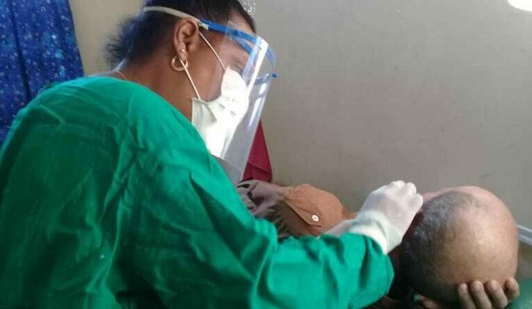 En Jaruco más de 100 mil pacientes atendidos en 2020