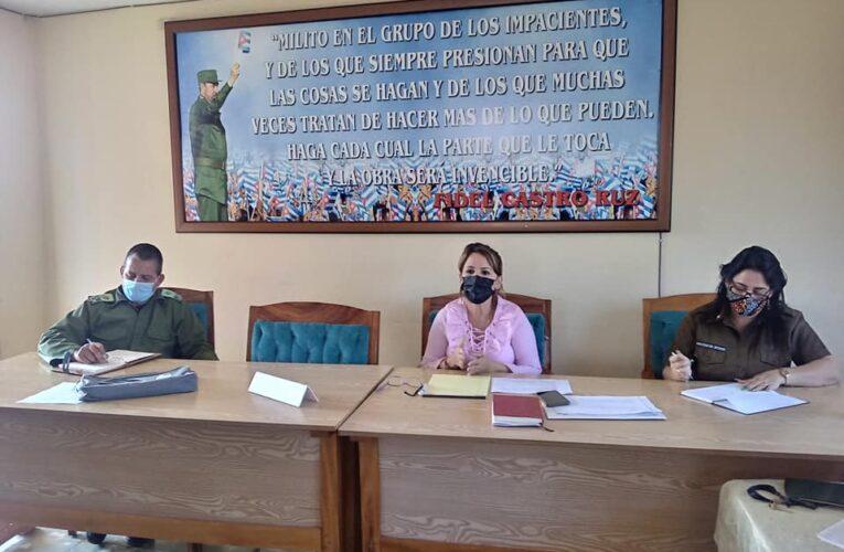 Adoptan medidas en San Nicolás ante retroceso a  fase de transmisión autóctona limitada