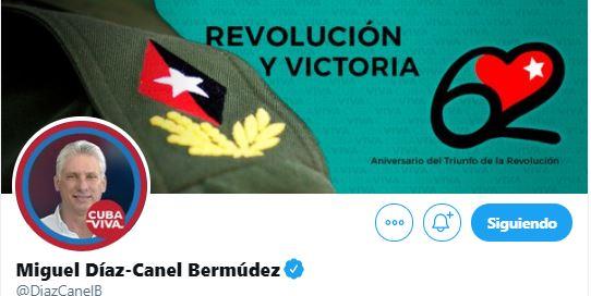 Cuban President Describes Donald Trump's Legacy as Disgraceful