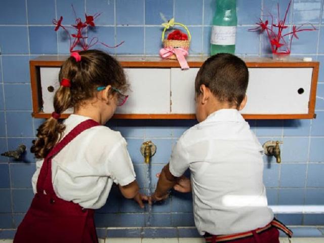 Exigen estricto cumplimiento de medidas higiénicas en centros escolares de capital de Mayabeque (+Audio)