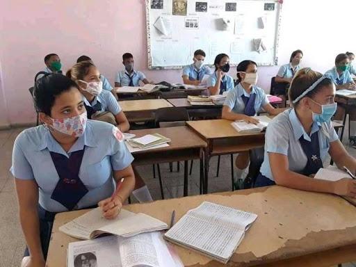 Sistema educacional de Madruga asume con rigor protocolo de enfrentamiento a la Covid-19 (+ Audio)