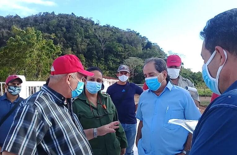 Evaluaron  resultados de la zafra azucarera y la ganadería en Mayabeque