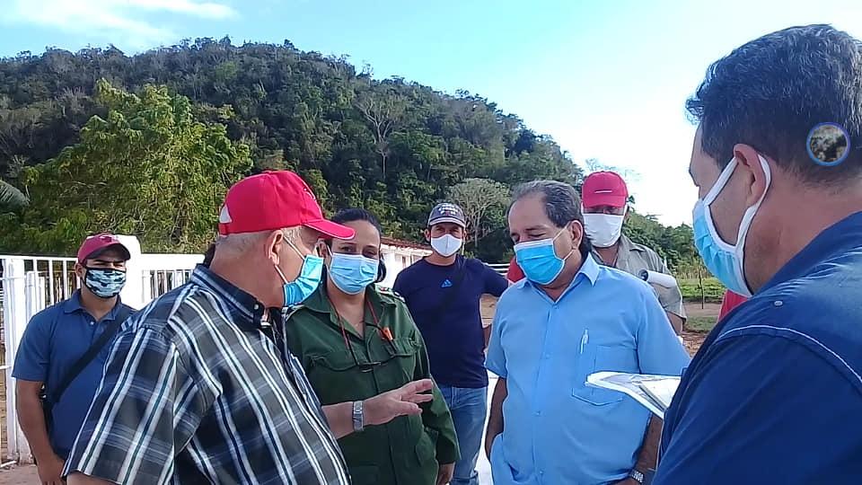 Evaluaron resultados de la zafra azucarera y ganadería en Mayabeque.