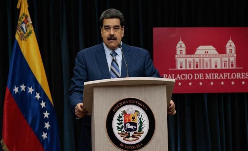 Venezuela reitera disposición al diálogo con Estados Unidos.