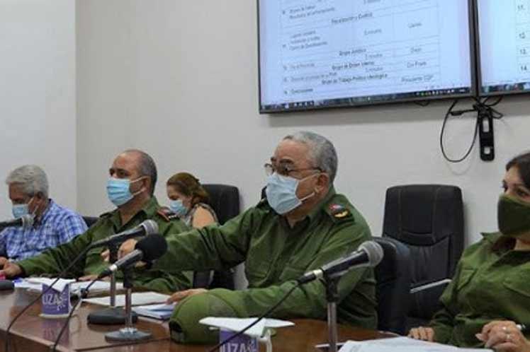 Orientan extremar medidas sanitarias en entidades de capital de Cuba