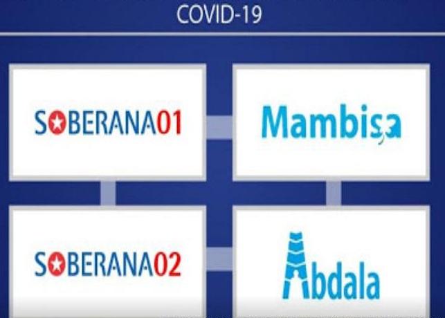 Marchan bien ensayos clínicos de vacunas anti-Covid-19 en Cuba, afirma Díaz-Canel