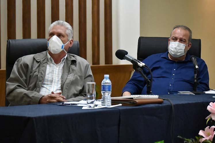 Retroceden provincias de Cuba a etapa epidémica ante Covid-19