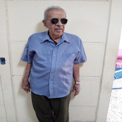 Felix Milián Milian, primer periodista ciego en Cuba.