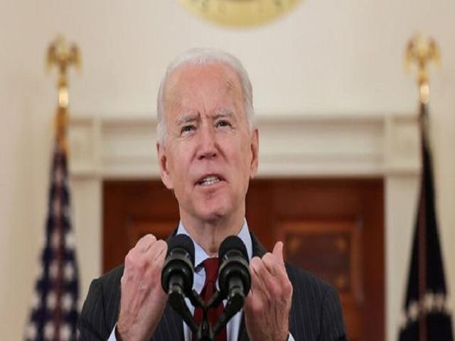 Biden renueva el estado de emergencia en Estados Unidos por la pandemia.