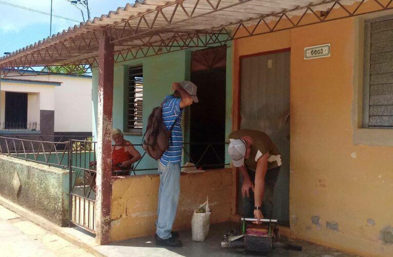 Sobresale Batabanó  en campaña sanitaria contra el mosquito Aedes Aegypti (+Audio y Foto)