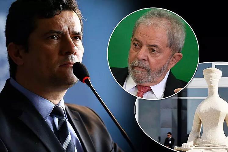 Deciden en Brasil sobre acceso de Lula a mensajes comprometedores
