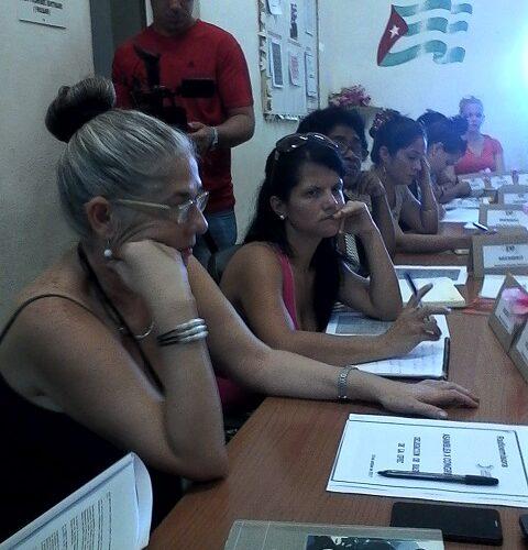Jornada provincial de actividades por el Día de la prensa cubana (Galería)