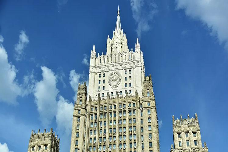 Rusia critica intervención de Occidente en sus asuntos internos