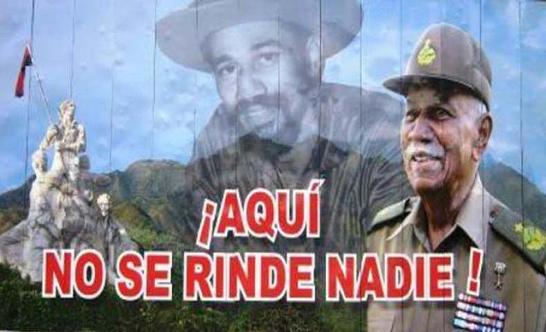 Homenaje a Juan Almeida en aniversario de su natalicio.