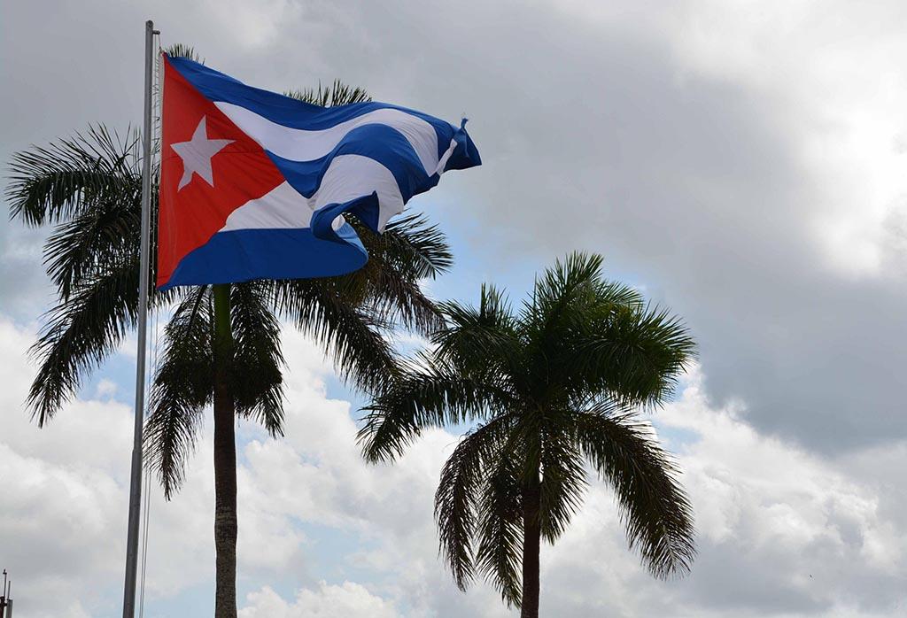 Enaltece Díaz-Canel conceptos de Patria y libertad en Cuba.