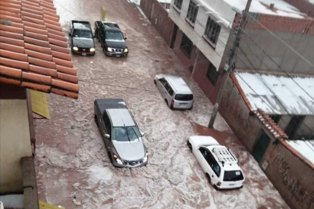 Defensa Civil: inundaciones afectan a casi 37 mil familias en Bolivia.