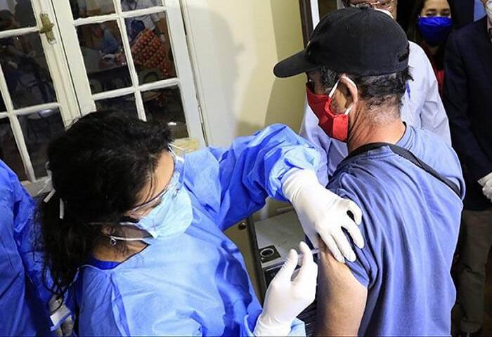 Chile pone en marcha vacunación contra la Covid-19.