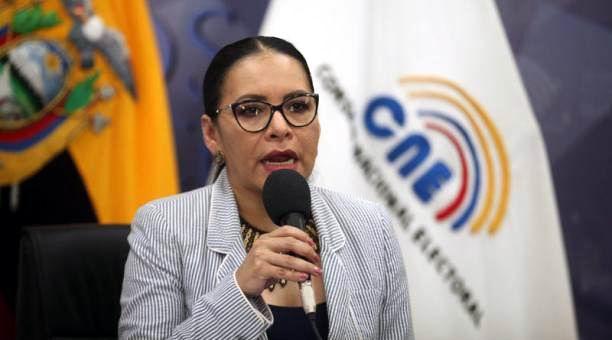CNE de Ecuador prevé proclamar resultados electorales este fin de semana