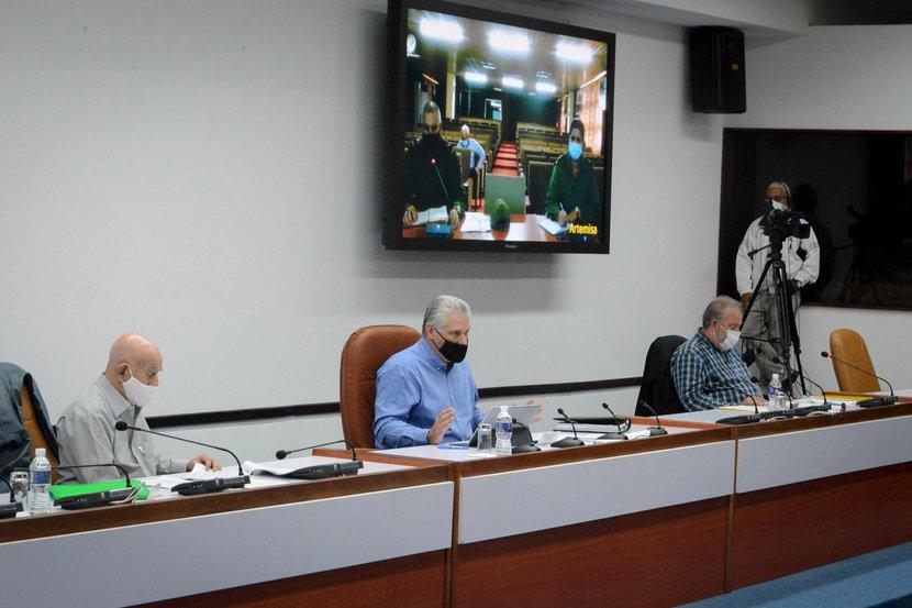 Grupo de Trabajo Gubernamental analizan situación epidemiológica de Mayabeque.
