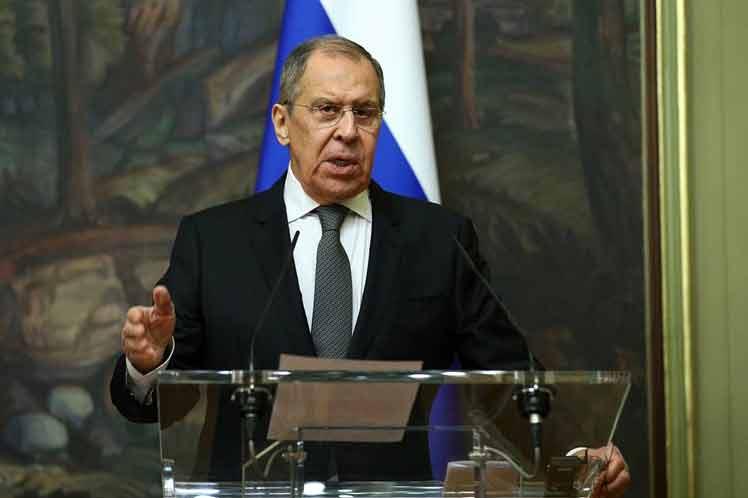 Rusia califica a la Unión Europea de socio poco confiable