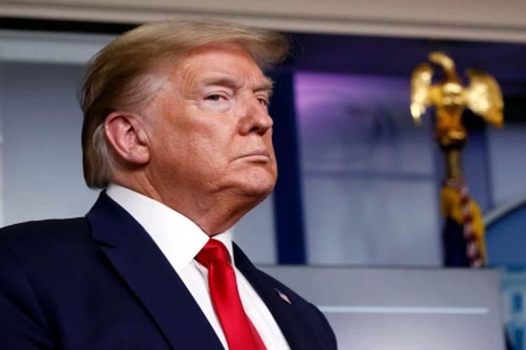 Comienza en Estados Unidos juicio político contra Donald Trump.