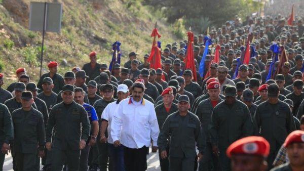 Venezuela: En marcha maniobras militares en tributo a Chávez