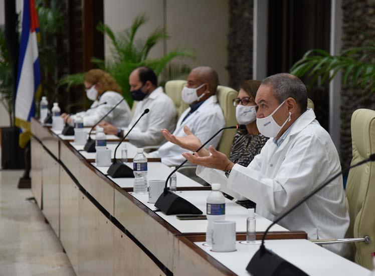 Expertos informan sobre desarrollo de quinto candidato vacunal cubano: Soberana Plus
