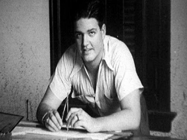 Antonio Echeverría Bianchi.