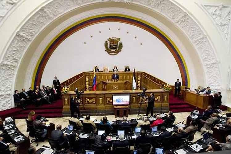 Parlamento venezolano trabaja en ampliación del Código Penal
