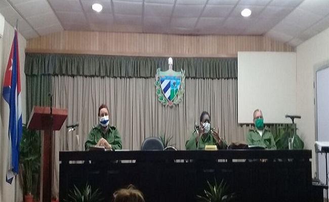 Provincial Defense Council.