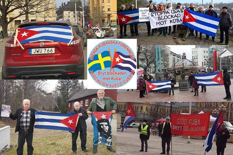 Crece el respaldo a Cuba y el rechazo al bloqueo.
