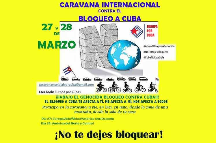 Más de 50 países confirman acciones contra bloqueo a Cuba