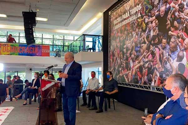 Lula agradece a Cuba por apoyo a su libertad