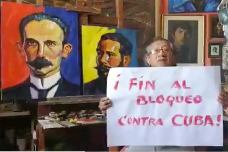 Peru se mantiene entre los países que rechazan el bloqueo