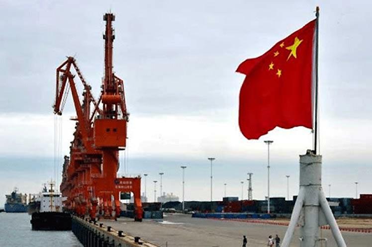 Primer bimestre del año con resultados positivos para actividad mercantil de China.