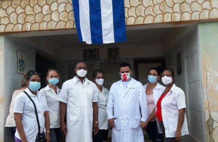 Emotivo recibimiento a enfermero de Batabanó tras regresar de México
