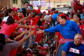 CHAVEZ HISTORIA  Y REALIDAD