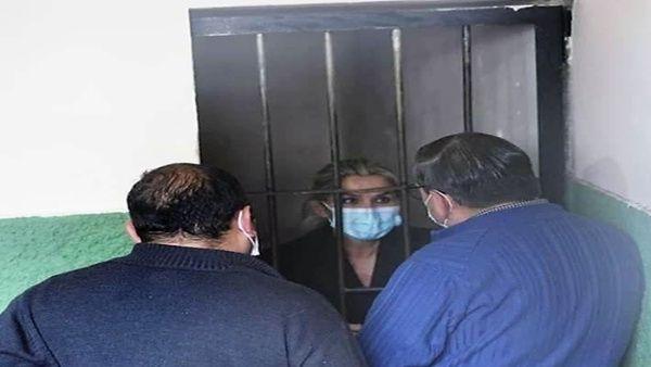 La medida se toma porque existe un alto riesgo de que Áñez huya de la Justicia boliviana. Foto: Radio Habana Cuba