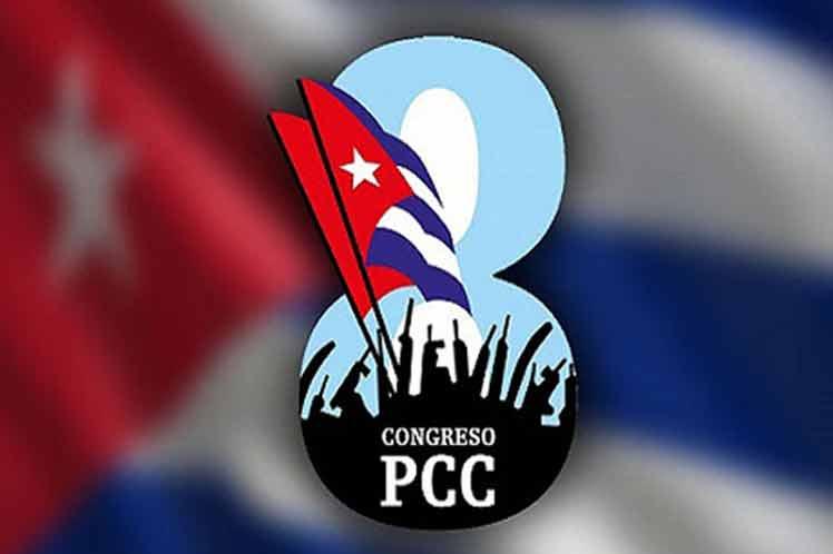 Octavo Congreso del Partido Comunista de Cuba (PCC) será en abril próximo. Foto: Prensa Latina