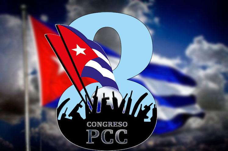 VIII Congreso del Partido Comunista de Cuba.