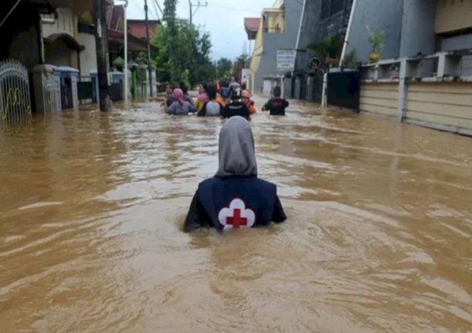 Inundaciones en Indonesia y Timor Leste.
